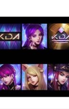 K/DA by fanfic-originals