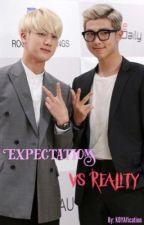 Expectations VS Reality // k.n.j + k.s.j by KOYAfication