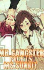 Mr. Gangster Meet Ms.masungit by CassyPinkGirl
