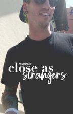 close as strangers ↣ joshler by nicosniners