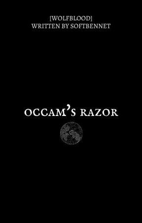 navalha de occam [wolfblood] by softbennet