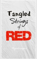 Tangled Strings of Red by thefelineeyes