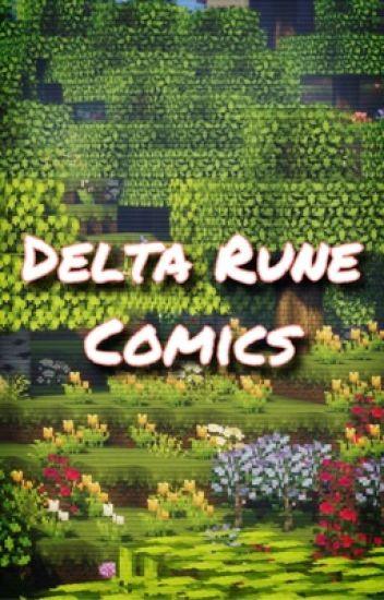 |Delta Rune Comics|