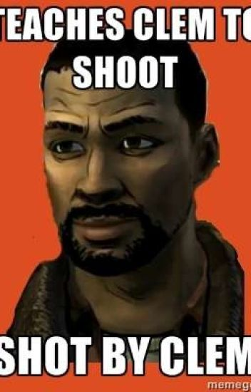 The Walking Dead Telltale Memes Opinions Random Suff
