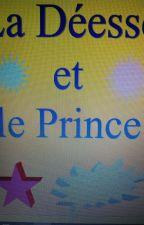 La Déesse et le Prince by CamilleAmnell72