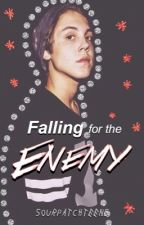 Falling for the Enemy ✘ ᴍ.ᴇ. by sourpatchteens