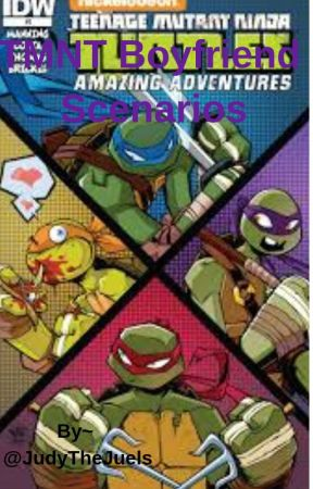 TMNT Boyfriend Scenarios - When Your Upset~ - Wattpad