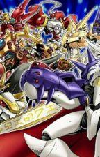 Iseei El renacer de un Digimon by AngelGonzalez753