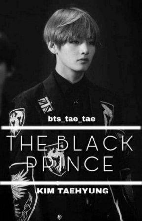 The Black Prince (Kim Taehyung) by _bts_tae_tae