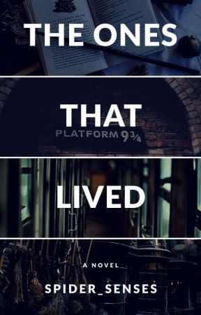 The Ones That Lived~ Fred And George Weasley Fanfiction by Spider_Senses