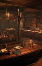 Tavern Wench by RowenaDumas