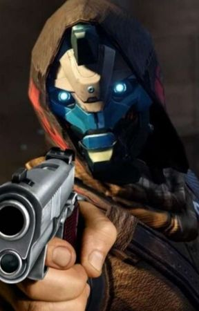 Tethered (a Cayde X Reader story) by I_Want_Cayde_Back