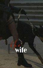 dirk gently's wife by blu_kitty78
