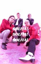 SOLITA ➙ nick mara  by SHARKBOYMARA