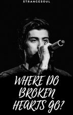Where do broken hearts go? -zouis by StrangeSoul_RD