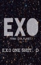 Exo One shot.. :D by kkukukaka