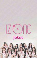 IZ*ONE JOKES by junguwu-