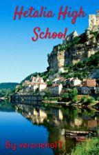 Hetalia high school (Usuk) by veroneko17