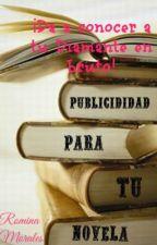 Publicidad para tu novela by RominaMorales5