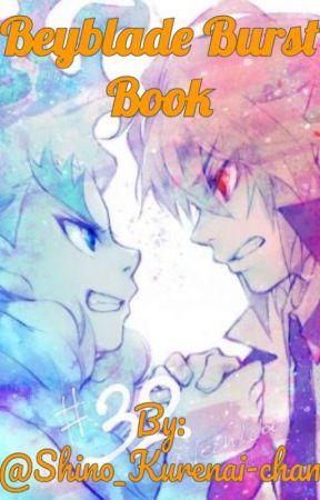 Beyblade Burst Book by Shino_Kurenai-chan