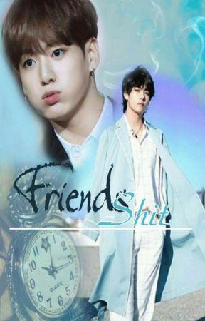 FRIENDs...? [VKOOK] by AWulanDOhSs