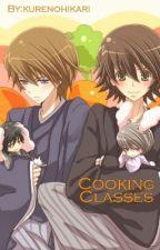 Cooking classes. by kurenohikari