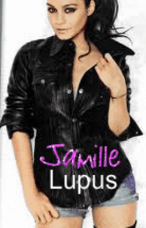 Jamille Lupus (Beautiful Wolf) by EllieCannon