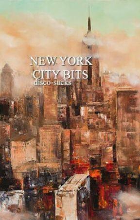 NEW YORK CITY BITS by disco-sucks
