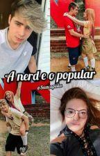 A nerd e o popular by Gabyberti