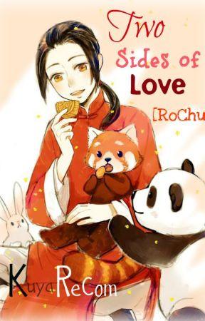 2 Sides Of Love [APH RoChu] by KuyaReCom