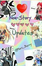 Non-story updates!  by Meri_Berry