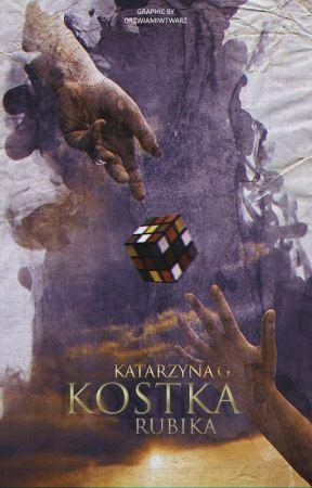 Kostka Rubika by buziaki_kicia