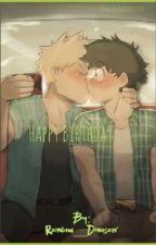 Happy Birthday  by Rainbow__Dinosaur