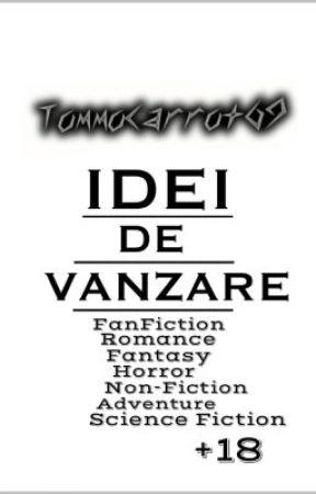Idei de vanzare / TommoCarrot69 by TommoIsTheKing
