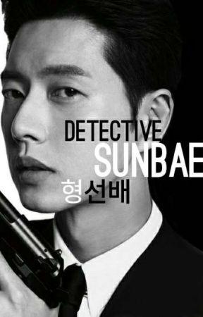 Detective Sunbae  by squishylilyoongi