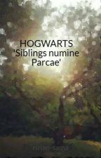 HOGWARTS 'Siblings numine Parcae' by ririan-sama