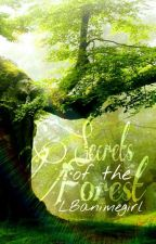 secrets of the forest   by LBanimegirl