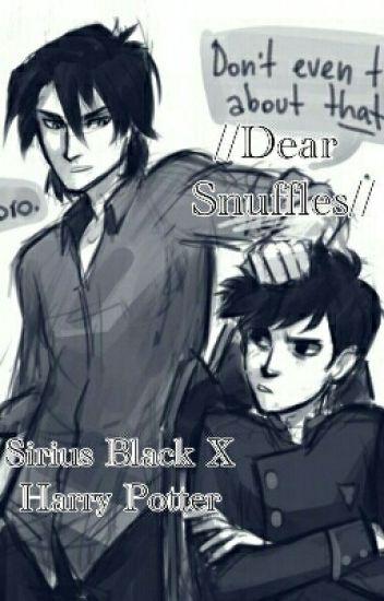 Dear Snuffles//Sirius Black X Harry Potter