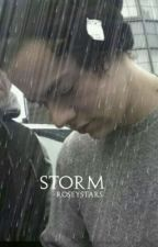 Storm (Harry Styles) by Roseystars