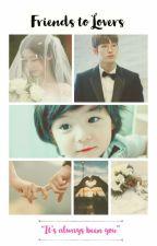 Friends to Lovers (Wonwoo X Chaeyeon) by kanghana24