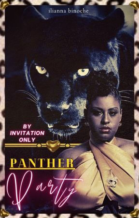Panther Party (BOLO) by adenisetumblin