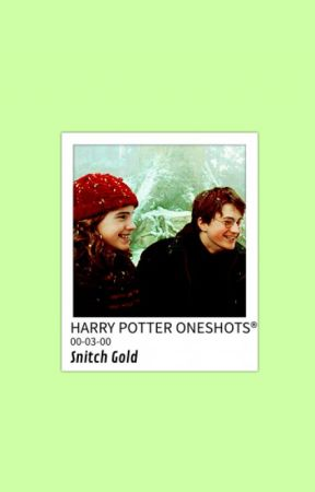 harry potter oneshots® by euphoriaatrash