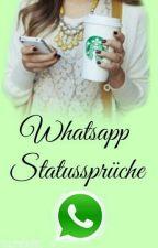 WhatsApp Statussprüche ❤ by Weltentraum