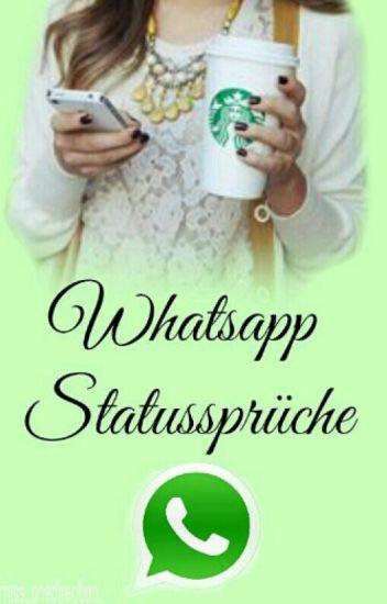 WhatsApp Statussprüche ❤ *pausiert*
