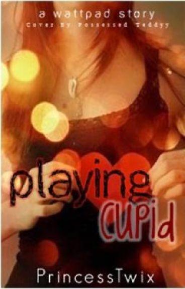 Playing Cupid (James Diamond One-Shot)