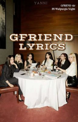 Gfriend Lyrics White Wattpad