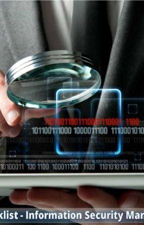 iso 27001 internal audit checklist free