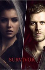 Survivor ~(Klaus Mikaelson Love Story)~ by crazy-fan