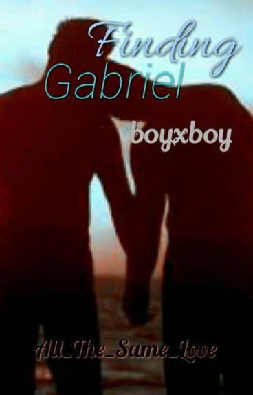 Finding Gabriel *Book 1* (BoyxBoy/Werewolf) [Mpreg]