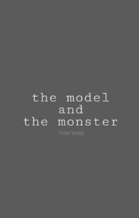 The model and the monster by NajaTaegi